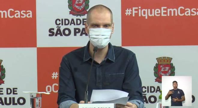 Bruno Covas anunciou retorno do antigo rodízio na cidade a partir desta segunda