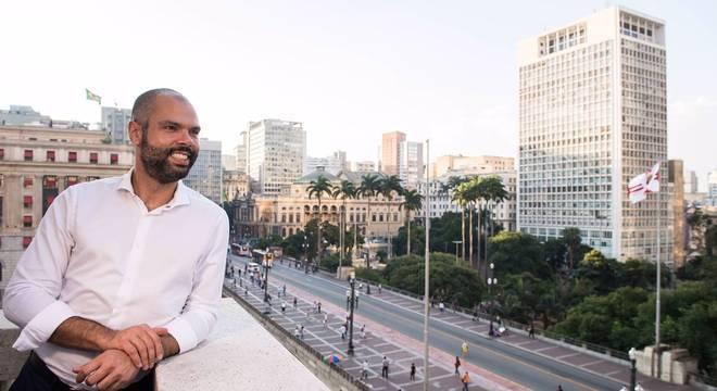 Bruno Covas assumiu a Prefeitura de São Paulo na última sexta-feria (7)