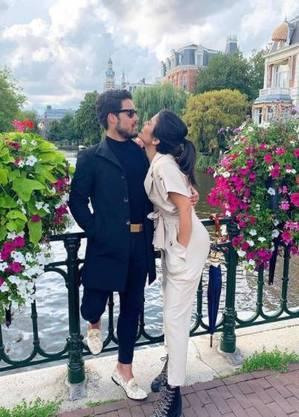 Bruno Daltro e Letícia Almeida são casados