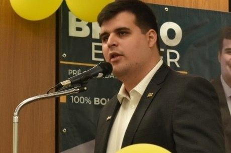 Engler foi eleito deputado estadual em 2018