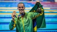 Bruno Fratus conquista o bronze nos 50 m livre na natação