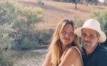 O casal, pais de Tite, Bless e Zyan, se mudaram para Portugal em junhoVeja:Gagliasso mostra rotina longe da família em temporada na Europa