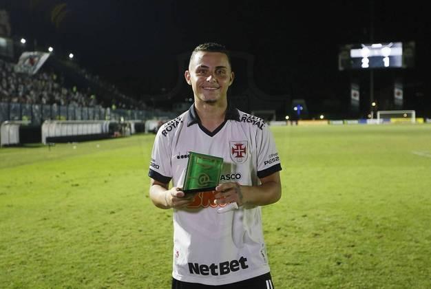 Bruno Gomes (19) - Vasco - Valor atual: 2 milhões de euros - +700% - Diferença: 1,75 milhões de euros