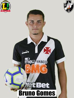 Bruno Gomes - sem nota - Entrou no lugar de Léo Gil no final do jogo, para segurar o empate fora de casa, mas não teve tempo para mostrar serviço.