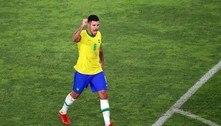 Bruno Guimarães afirma que seleção está preparada para final
