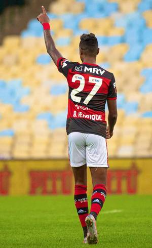 Bruno Henrique: veloz e letal