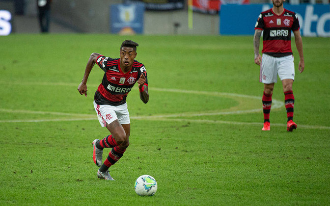 Bruno Henrique - 17 gols (em 39 jogos)