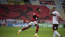 Massacre do Flamengo contra o São Paulo. Cruel vingança, 5 a 1