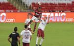 Bruno Henrique, Cariocão 2021, Flamengo x Fluminense,