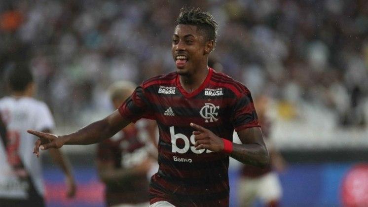 Bruno Henrique também já tem seu lugar na história do clube e é mais uma contratação certeira feita no ano de 2019. O atacante, que renovou seu contrato até o fim de 2023, tem 55 gols em 113 partidas pelo clube até o momento.