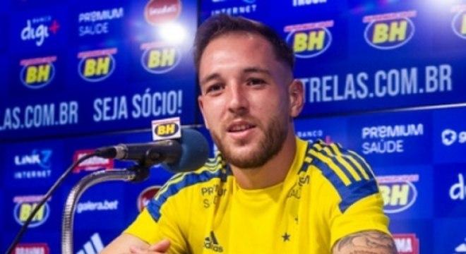 Bruno José já está mais ambientado à Raposa e espera subir ainda mais de rendimento na equipe