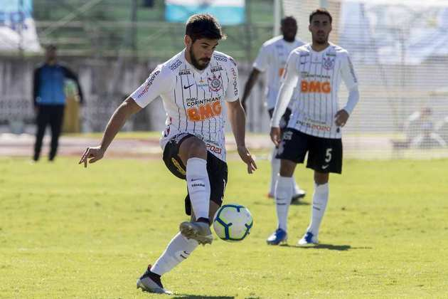 Bruno Méndez - contrato até 31/12/2023 - clube tem 70% dos direitos econômicos