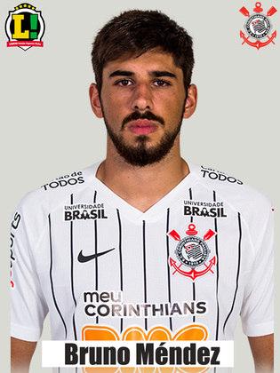 Bruno Mendez - Corinthians - 20 anos - zagueiro - uruguaio