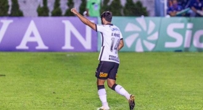 Bruno Mendez - São Caetano x Corinthians