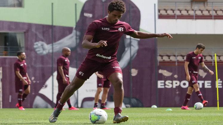 Bruno Mezenga: 32 anos – atacante – Ferroviária - 8 gols em 11 jogos no Campeonato Paulista