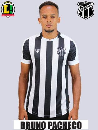 Bruno Pacheco: 6,0 - O lateral-esquerdo fez uma partida regular