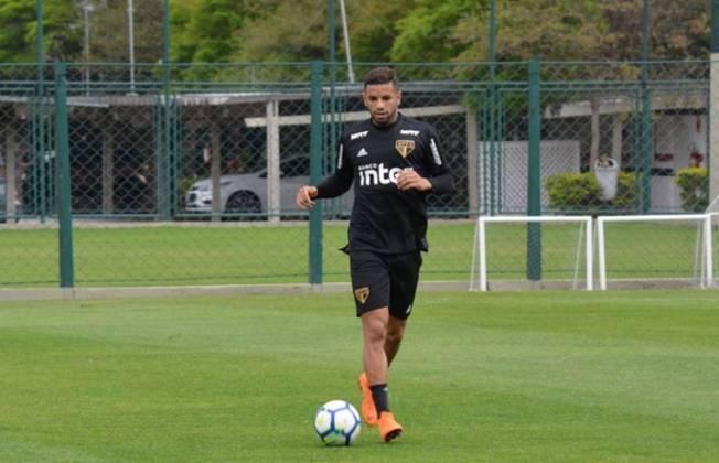 Bruno Peres - O lateral-direito entrou na segunda etapa naquela partida. Ele chegou ao São Paulo em 2018, emprestado pela Roma. Saiu do time ao fim do ano, voltando ao clube italiano onde está atualmente.