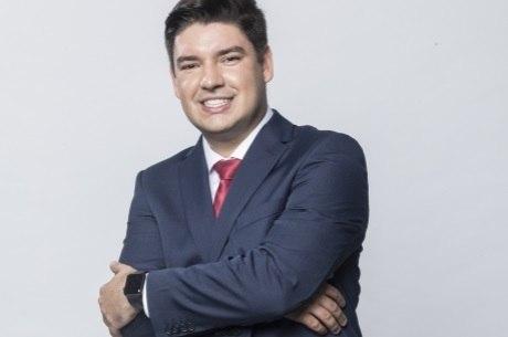 Bruno Peruka é comentarista do Balanço Geral Manhã