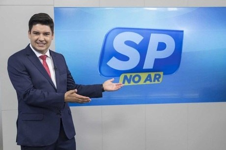 Bruno Peruka assume o jornal SP no Ar