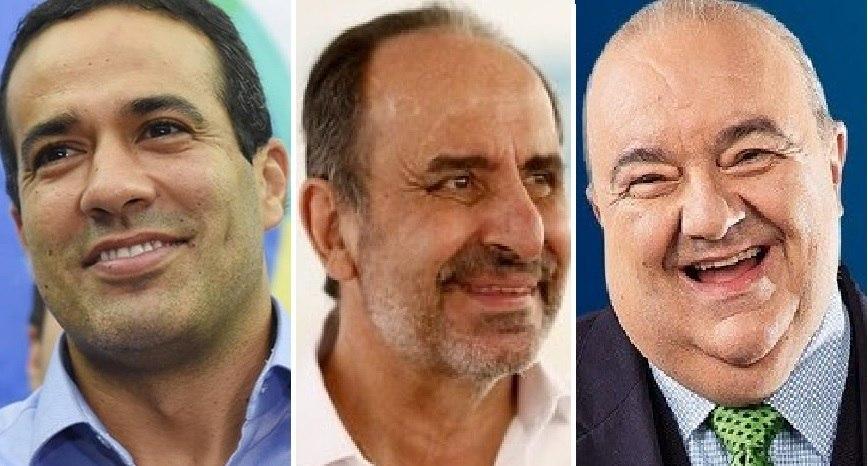 Bruno Reis (Salvador), Alexandre Kalil (Belo Horizonte) e Rafael Greca (Curitiba) foram eleitos com maior percentual nas capitais
