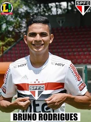 Bruno Rodrigues - 6,0 - Voltou a atuar pelo São Paulo há bastante tempo, mas ficou em campo por apenas 18 minutos e pouco conseguiu agregar ao time.