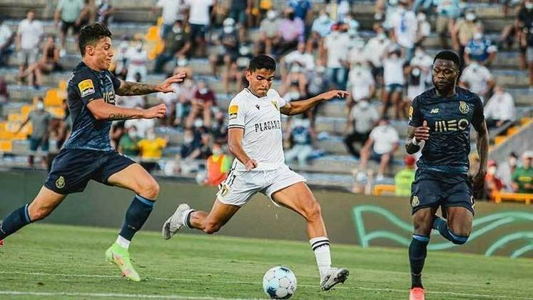 Bruno Rodrigues: O Famalicão conseguiu segurar um empate por 1 a 1 contra o Sporting no Campeonato Português, mas Bruno Rodrigues, ex-São Paulo, pouco produziu na partida.