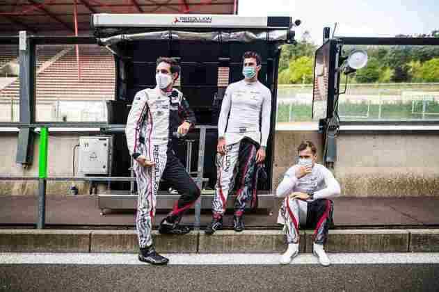 Bruno Senna vai tentar buscar seu primeiro pódio em Le Mans