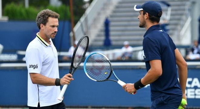 Dupla de tenistas está na final de Roland Garros pela primeira vez na carreira
