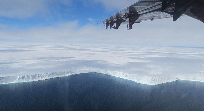Cientistas dizem que a ruptura da geleira que produzirá um Iceberg to tamanho de Londres é resultado de um processo natural