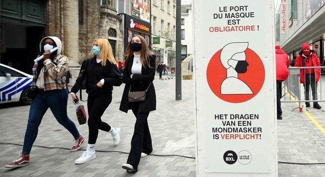 Bélgica também impôs restrições ao Natal