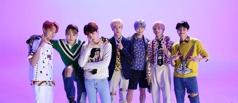 O BTS anunciou pausa na carreira para 'descanso e relaxamento'