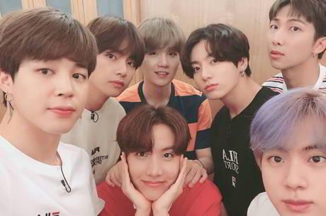 BTS é novo embaixador global da Fila