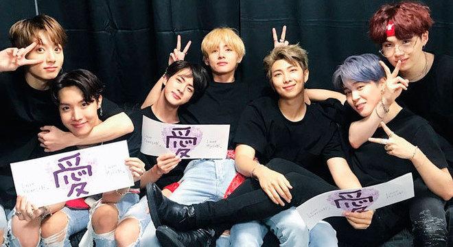 BTS: sinônimo de sucesso mundial do K-pop