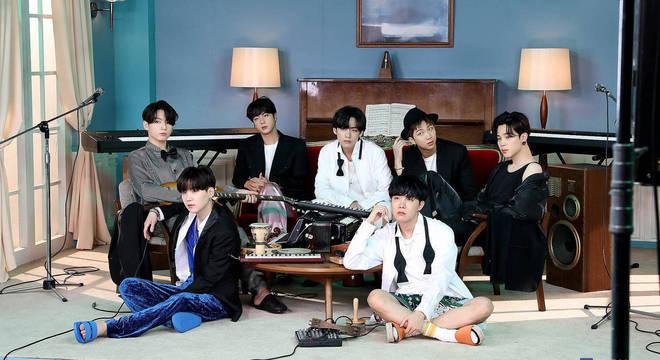 BTS é indicado a prêmio principal de premiação brasileira de k-pop