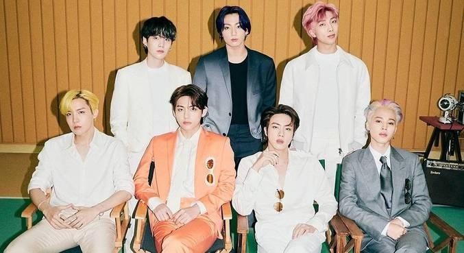 BTS está de volta com a música 'Butter', que estreou batendo recordes