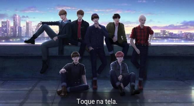 Jogo permite que fãs se aprofundem em universo do grupo BTS