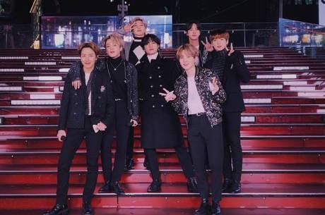 Grupo BTS anuncia lançamento de novo álbum