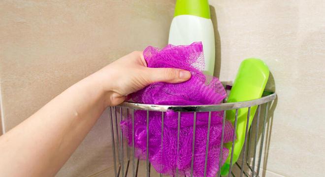 Bucha de banho - melhor opção de uso, tipos disponíveis e cuidados