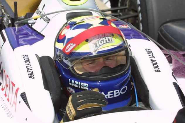 Buddy Lazier conquistou o título de 2000 da IRL pela Hemelgarn Racing