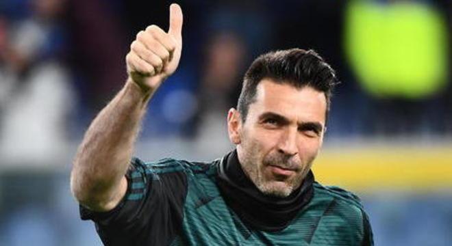 Gigi Buffon, neste campeonato de 2019/2020