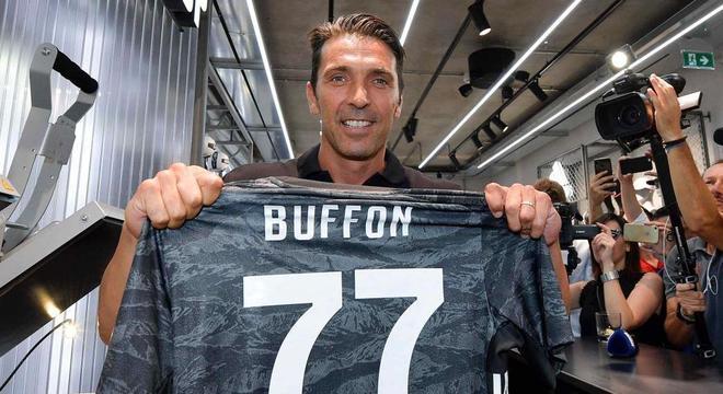 """Buffon, de volta à """"Signora"""""""
