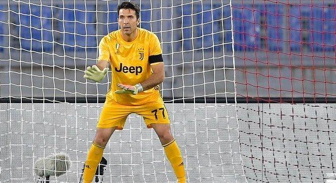 Buffon, o melhor da Juve