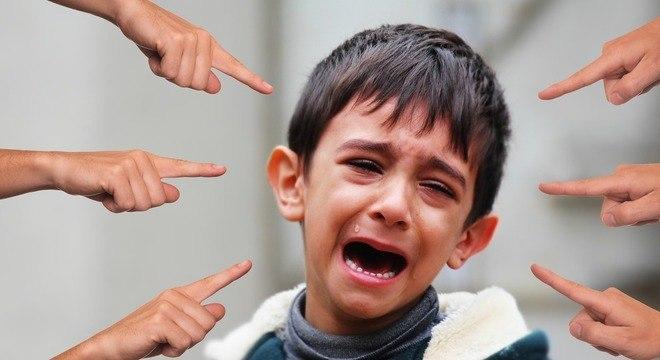 Provocações ou bullying: como ensinar os filhos a lidar com as emoções