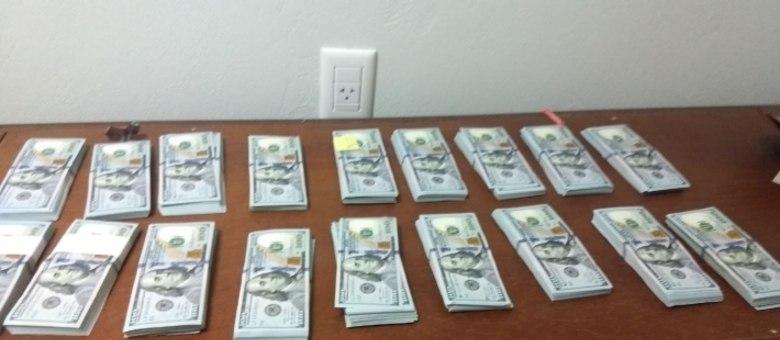 Dinheiro encontrado na casa da ex-mulher de Marcus Vinícius Vannucchi