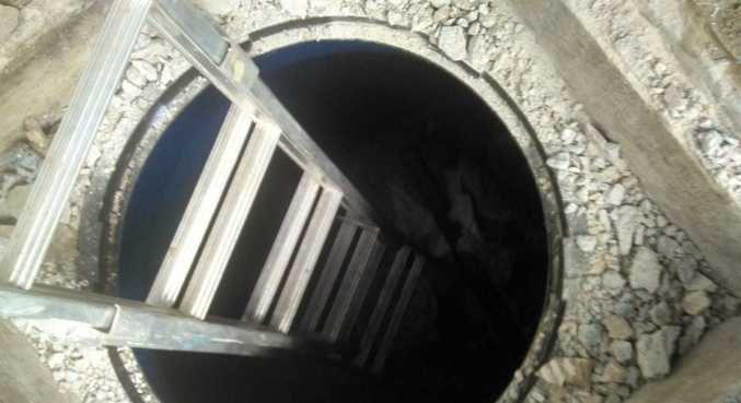 Bunker foi localizado em endereço na estrada Caminho do Sítio, em Caieiras (SP)