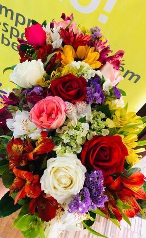 Venda de flores pela internet subiu