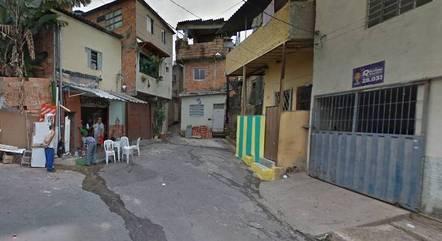 Aglomerado é conhecido como 'Buraco do Peru'