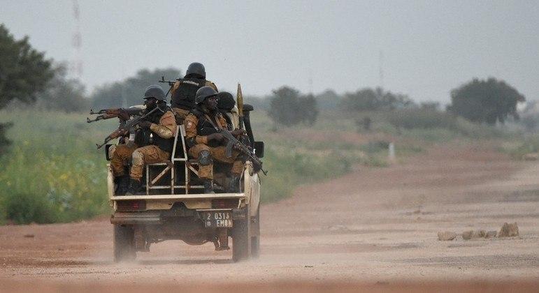 Três europeus  desapareceram após um ataque no leste de Burkina Faso