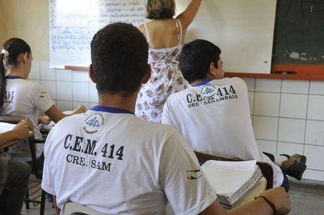 MEC anuncia investimento em escola de período integral