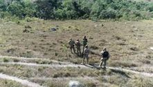 Equipe da Record TV ouve disparos em região de buscas em Girassol